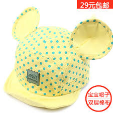 get quotations mickey mouse boys and girls cap hat korean children hat baseball cap cap baby hat spring
