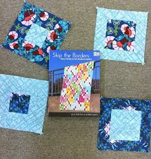 Little Quilts Blog: Squares, Strips and Rectangles...oh my... & Trisha started her box of chocolates quilt from
