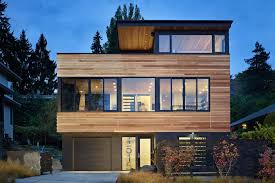 Small Picture Best Three Story Cube House With Glass Wall Design Ideas Of Home