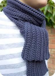Mens Scarf Crochet Pattern Unique Men's Scarf Crochet Patterns Free Crochet And Knit