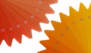 Salmofan Color Chart Dsm Color Fans Solutions Products Dsm