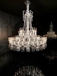beautiful expensive crystal chandeliers luxury lighting the most prestigious baccarat chandeliers