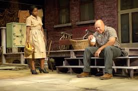 fences play. Fine Fences John Beasley Troy Maxson And Crystal Fox Rose In The Huntington Intended Fences Play