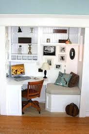 office in a closet ideas. Office Closet Ideas Unusual Design Unique Small Home In A