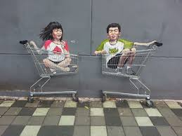 ernest zacharevic victoria street singapore on wall mural artist singapore with playing on the walls in singapore pinterest singapore street
