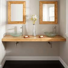 Bathroom Counter Storage Ideas White Porcelain Console Sink Dark