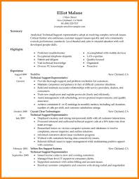 9 Tech Resume Samples G Unitrecors