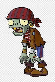 Pirate Zombie from Plants VS. Zombies, Plants vs. Zombies 2: It's About  Time Plants vs. Zombies: Garden Warfare 2 Angry Birds, Zombie, video Game,  plants Vs Zombies Garden Warfare png