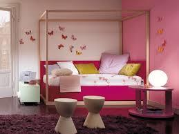 Kid Schlafzimmer Mit Himmelbett Idfdesign