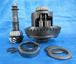 GM 7.5 7.6 Eaton Gov Lock 10 Bolt Posi 373 3.73 Gears 28 Spline ...