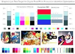 Color Printer Test Page Pdf Unique Color Test Page For Printer Hp