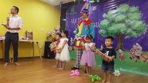 Công ty DONA Hà Nội tổ chức vui Tết Trung thu cho các cháu thiếu nhi con em  CBNV trong công ty!