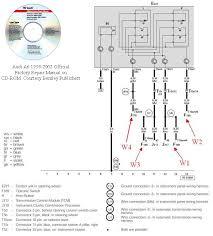 audi a c wiring diagram annavernon audi a6 4f wiring diagram automotive diagrams
