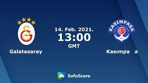 Galatasaray Kasımpaşa Live Ticker und Live Stream - SofaScore