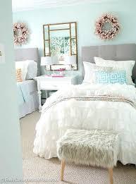 white teen furniture. Light Blue Teen Bedrooms Green Bedroom With White Furniture Image Design .