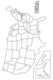 Small Picture US map colouring page landmarks coloring pages and links to more