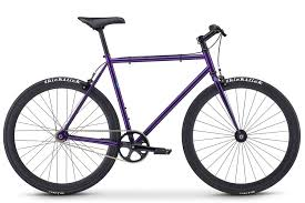 Fuji Declaration 2020 Fixie Bike Purple