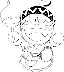 Hello Kitty Da Colorare Per Bambini Con Disegni Da Colorare Doraemon