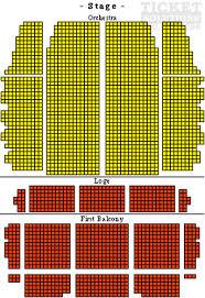 Landmark Theater Seating Chart Related Keywords