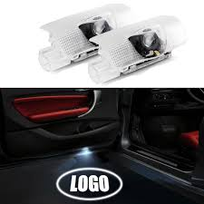 Prius Pcs Light Us 7 72 41 Off 2 Pcs 5w Car Door Light Ghost Shadow Welcome Light Logo Projector Emblem For Opel Insignia For Toyota In Car Headlight Bulbs Led