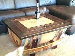 barrell coffee table wine barrel coffee table plans s beautiful simple home design whiskey barrel coffee barrell coffee table rustic barrel