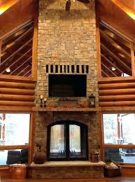 double sided gas fireplace indoor outdoor custom see through wood burning indoor outdoor fireplace indoor view ventless gas fireplace insert