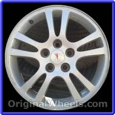 Pontiac G6 Bolt Pattern Impressive 48 Pontiac G48 Rims 48 Pontiac G48 Wheels At OriginalWheels