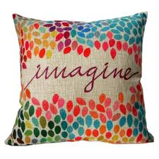 colorful throw pillows. Exellent Colorful Colorful Imagine Pillows For Indoors Or Outdoors Throw Pillow Ideas In