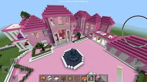 Download includes a vanilla structure nbts and a litematica schematics. Pink Princess House 2018 Map For Mcpe Android Download Taptap