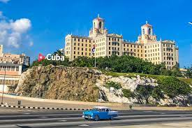 before traveling to Cuba ...