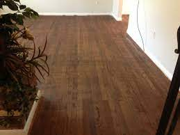Let Me Talk You Out Of Staining Your Floor Wood Floor Techniques 101