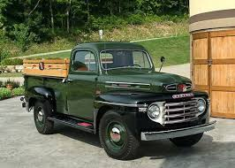 1948 Mercury Pickup. Mercury was the Ford truck for Canada ...