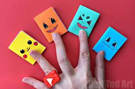 no glue paper book these diy mini books are super easy to make i