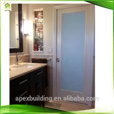 Plain Frosted Glass Door Laundry Room Door/bathroom Doors