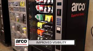 Motion Industries Vending Machines Best Arco Apex YouTube