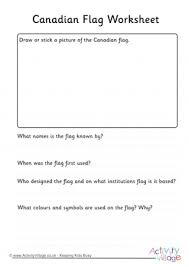They're great for all ages. Canada Flag Printables