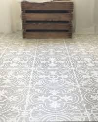 linoleum that looks like tile wood planks tile house with grey tile flooring in