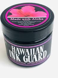 Hawaiian Ink Guard Tattoo Aftercare