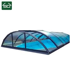 china outdoor swimming pool cover and