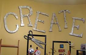 craft  on craft room wall decorations with cheap thrills decor buzz one of a kind funky finds