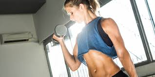 how to lose fat and gain muscle openfit