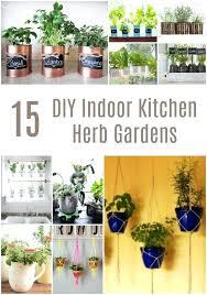 indoor herb garden light kit kitchen gardens crock pot las 1