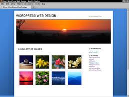 Wordpress Photo Gallery Theme Edit A Wordpress Theme To Include Photo Gallery Styles Dummies