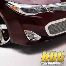 2015 Toyota Avalon Fog Light Assembly Details About For 2013 2015 Toyota Avalon Fog Lights Lamps Clear Lens Set Pair Kit L R Switch