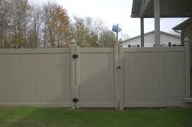 Fence Great Vinyl Privacy Fence Topped Hd Wallpaper Photos Vinyl