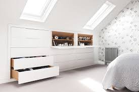 Loft Bedroom Storage Bedroom Storage Ideas Real Homes