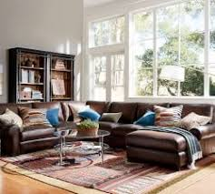 ... PB Air Sectional Natural Living Room ...