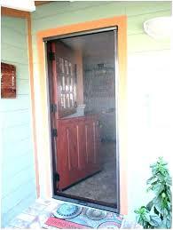 storm door andersen with retractable screen parts home depot doors at