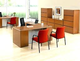office furniture ideas layout. Appealing Decoration For Small Office Furniture Ideas With Wooden Table And Large Glass Window India Room Layout