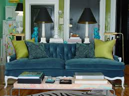 Peacock Colors Living Room Color Furniture Placement Can Make Boxy Rooms Seem Larger The